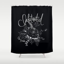 Infatuated Shower Curtain