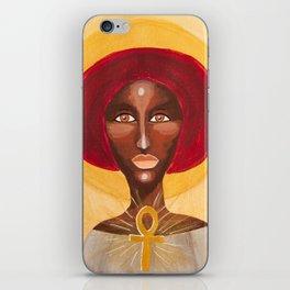 Goddess no 13 iPhone Skin