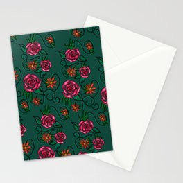 Happy Rose Stationery Cards