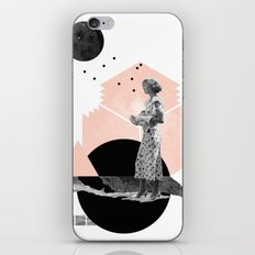 Too Late iPhone & iPod Skin