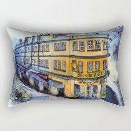 Selegie Art Centre Rectangular Pillow