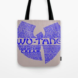CREAM Tote Bag