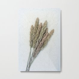 Summer Grass III Metal Print