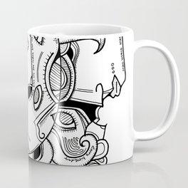 Mad World Coffee Mug