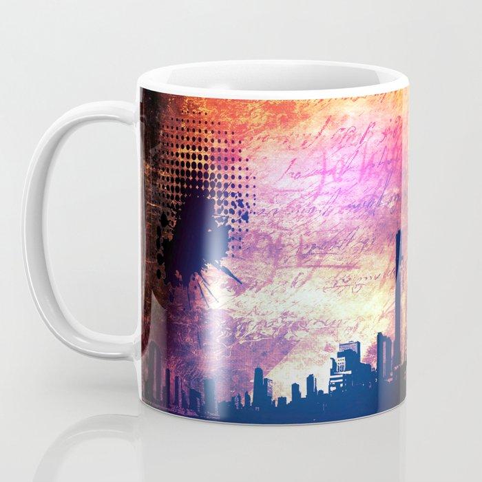 Old city Coffee Mug