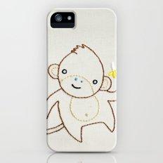 M Monkey iPhone (5, 5s) Slim Case