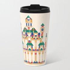 Block Façade Travel Mug