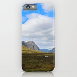 Highland Green iPhone Case