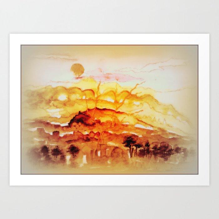 Nr. 291 Art Print