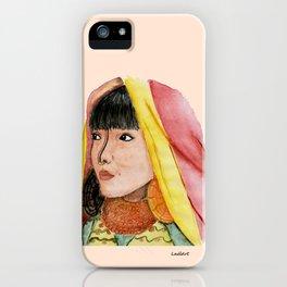 Kunas iPhone Case