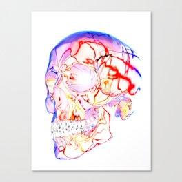 Electric Yorick Alt Canvas Print