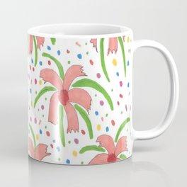 Tropical Fiesta Flowers Coffee Mug