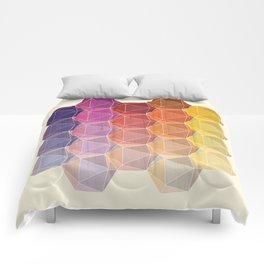 Hedron 1 Comforters