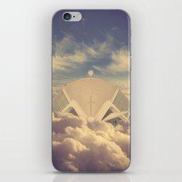 Sky Sanctuary iPhone Skin