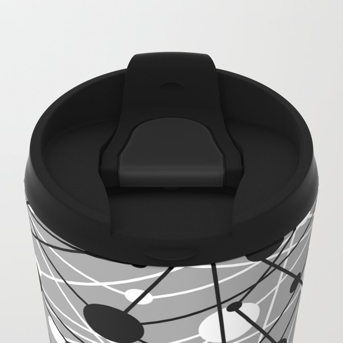 Molecular Madness Metal Travel Mug