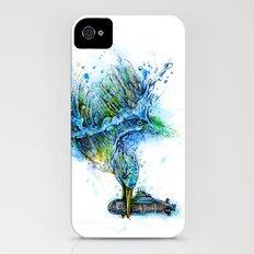 Nautical Problem Slim Case iPhone (4, 4s)