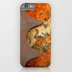 Rusty Gear iPhone 6s Slim Case