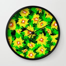 Colorful Matisse. Colorful roses. Colourful roses images. Colourpop. Flowers. Wall Clock