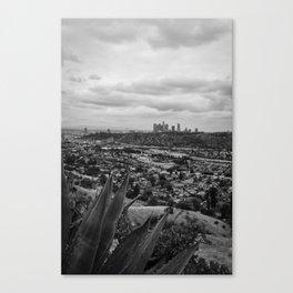Buenos Dias, Los Angeles Canvas Print