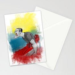 VENEZUELA SCREAM Stationery Cards