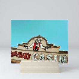Terribles Casino Mini Art Print