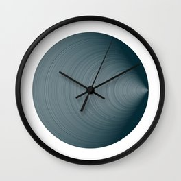 #753 white background Wall Clock
