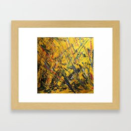 ABSTRACT13 Framed Art Print