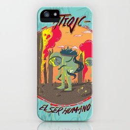 El Ser Humano iPhone Case