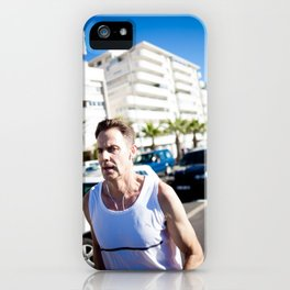JOGGER iPhone Case