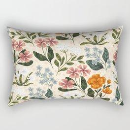 Wild Flowers ~ vol2. Rectangular Pillow