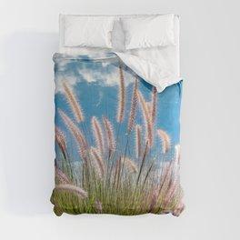 Reflective Illusions Comforters