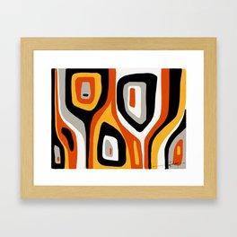 Retro #3 Framed Art Print