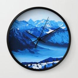 Rigi Wall Clock