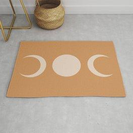 Moon Minimalism - Desert Sand Rug