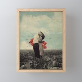 Neverforever Framed Mini Art Print