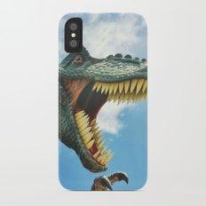 T-Rex Roar Slim Case iPhone X