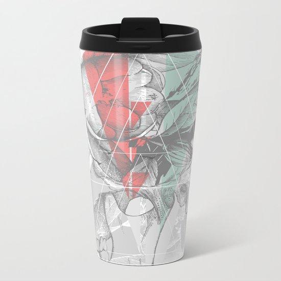 flour·ish Metal Travel Mug