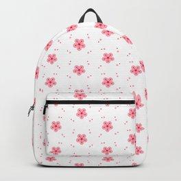Modern Star Pattern Art Prints Backpack