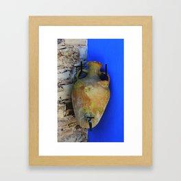 Lefkara Treasures Framed Art Print