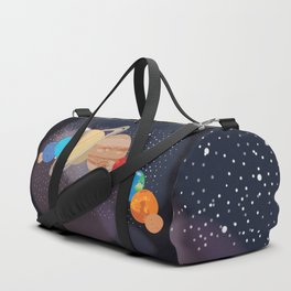 Our Beautiful Solar System Duffle Bag