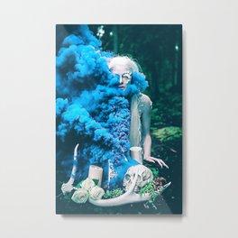Vampire Flower (Edit 5) Metal Print