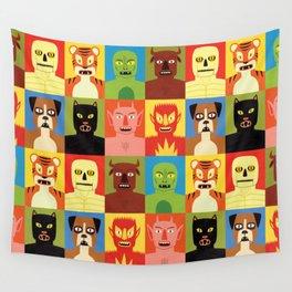 Animen Wall Tapestry