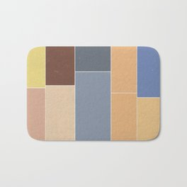 The Decay of Color Bath Mat