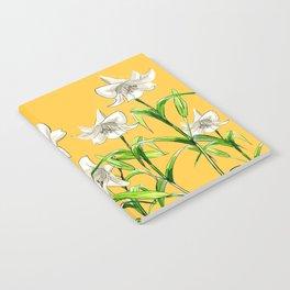Lilies Notebook