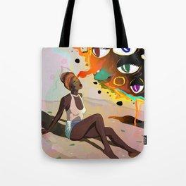 Morning Blush Tote Bag