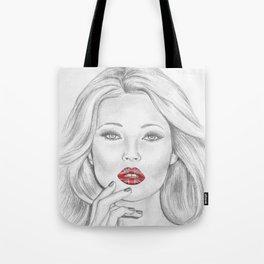 Patriotic Kate Tote Bag