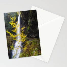 The summer ends  Stationery Cards