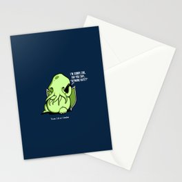 Prank Call of Cthulhu Stationery Cards