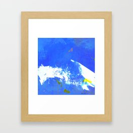Mystical Kailash Framed Art Print