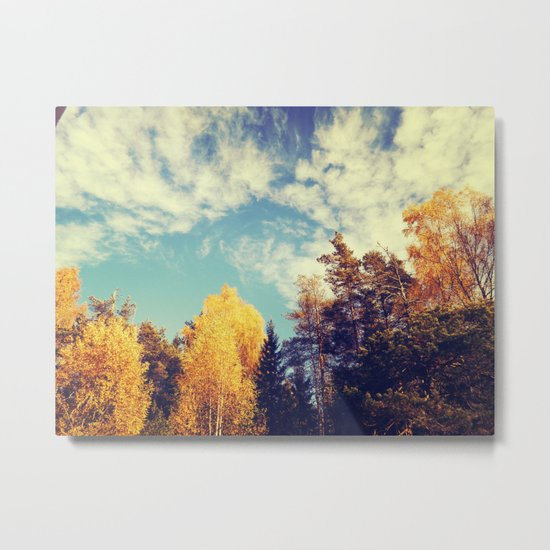 Wonderful Life Metal Print